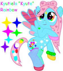 Size: 900x1014   Tagged: safe, artist:sugarlala-wut, oc, oc only, pegasus, pony, donut steel, joke oc, solo