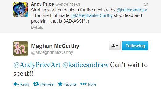 Ass meghan mccarthy Love Notes