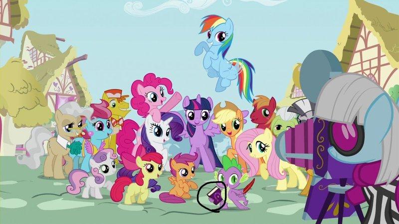 My Little Pony: Friendship Is Magic Season 7 cartoon
