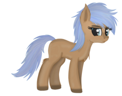 Size: 1046x825 | Tagged: safe, artist:liquidarrow-x, oc, oc only, filly, ginger flake, solo