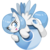 Size: 2443x2443 | Tagged: safe, artist:he4rtofcourage, oc, oc only, oc:google chrome, pegasus, pony, browser ponies, chromium, google chrome, internet browser, mascot, ponified, solo