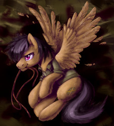 Size: 1900x2100 | Tagged: artist:helgaoggi, daring do, dashing do, rule 63, safe, solo