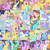 Size: 1000x1000 | Tagged: safe, edit, edited screencap, screencap, amethyst star, berry punch, berryshine, bon bon, candy mane, carrot top, cherry berry, cloud kicker, daisy, derpy hooves, dizzy twister, flower wishes, golden harvest, lemon hearts, lightning bolt, lily, lily valley, linky, lyra heartstrings, merry may, minuette, orange swirl, parasol, rainbow dash, rainbowshine, rarity, roseluck, sassaflash, sea swirl, seafoam, shoeshine, spring melody, sprinkle medley, sunshower raindrops, sweetie drops, twinkleshine, white lightning, earth pony, pegasus, pony, unicorn, a bird in the hoof, applebuck season, call of the cutie, fall weather friends, friendship is magic, look before you sleep, sonic rainboom (episode), swarm of the century, the show stoppers, the ticket master, background pony, background pony chart, chart, collage, female, mare, opening