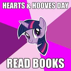 Size: 600x600 | Tagged: safe, twilight sparkle, hearts and hooves day (episode), advice, hearts and hooves day