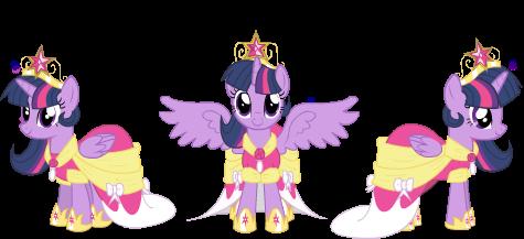 Go Back  gt  Pix For  gt  Twilight Sparkle Coronation DressPrincess Twilight Sparkle Coronation