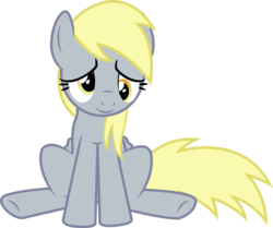 Size: 6778x5664 | Tagged: safe, artist:birthofthepheonix, derpy hooves, pegasus, pony, .ai available, absurd resolution, female, mare, simple background, transparent background, vector