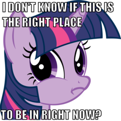 Size: 600x600 | Tagged: image macro, inverted mouth, safe, simple background, transparent background, twiface, twilight sparkle, vector, wrong neighborhood