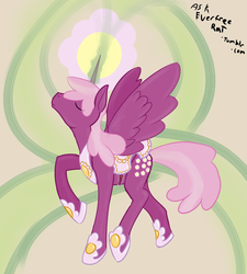 Size: 1240x1377 | Tagged: 30 minute art challenge, alicorn, alicornified, artist:an everfree rat, cheericorn, cheerilee, pony, race swap, saddle, safe
