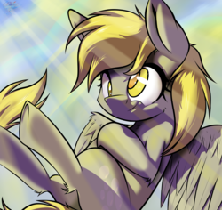 Size: 2200x2079 | Tagged: artist:ralek, derpy hooves, female, mare, pegasus, pony, safe, solo