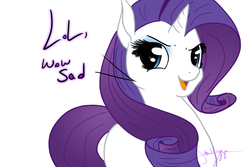 Size: 1800x1200 | Tagged: artist:lerainbowturtle, rarity, safe