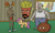 Size: 1322x801 | Tagged: safe, artist:madmax, scootaloo, human, pegasus, pony, aqua teen hunger force, billywitchdoctor.com, carl brutananadilewski, clothes, crossover, female, filly, frylock, male, meatwad, parody, scootachicken, scootaloo can't fly