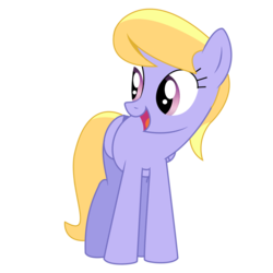 Size: 1000x1000 | Tagged: safe, artist:xinimator, cloud kicker, pegasus, pony, female, mare, simple background, solo, transparent background