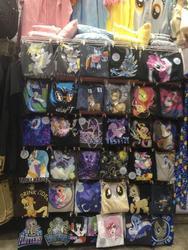 Size: 768x1024 | Tagged: safe, applejack, derpy hooves, dj pon-3, doctor whooves, fluttershy, minuette, princess celestia, princess luna, rainbow dash, rarity, time turner, twilight sparkle, vinyl scratch, alicorn, pony, clothes, female, irl, jem, mare, merchandise, photo, t-shirt, twilight sparkle (alicorn), welovefine