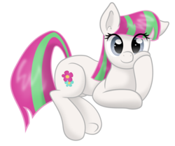 Size: 6000x5000 | Tagged: safe, artist:erockertorres, blossomforth, absurd resolution, looking at you, simple background, solo, transparent background, wingless
