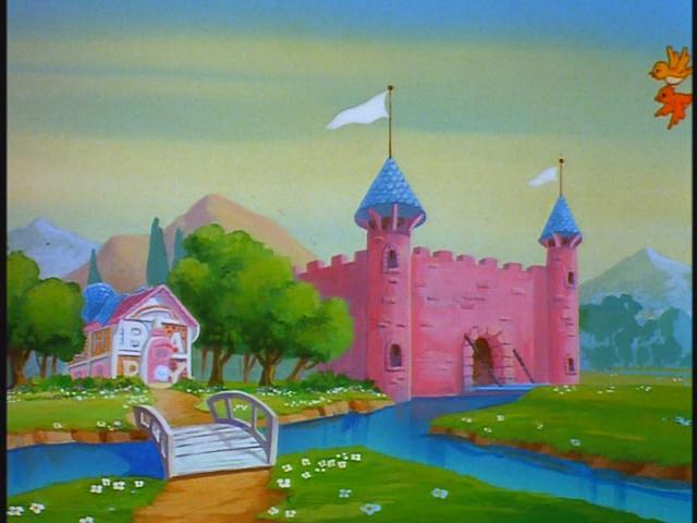 288217 Background Dream Castle G1 Nursery Ponyland Safe Derpibooru My Little Pony Friendship Is Magic Imageboard