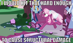 Size: 1100x650 | Tagged: safe, edited screencap, screencap, cheerilee, hearts and hooves day (episode), carousel boutique, hearts and hooves day, i'd fuck it, image macro, innuendo, reaction image, wedding veil