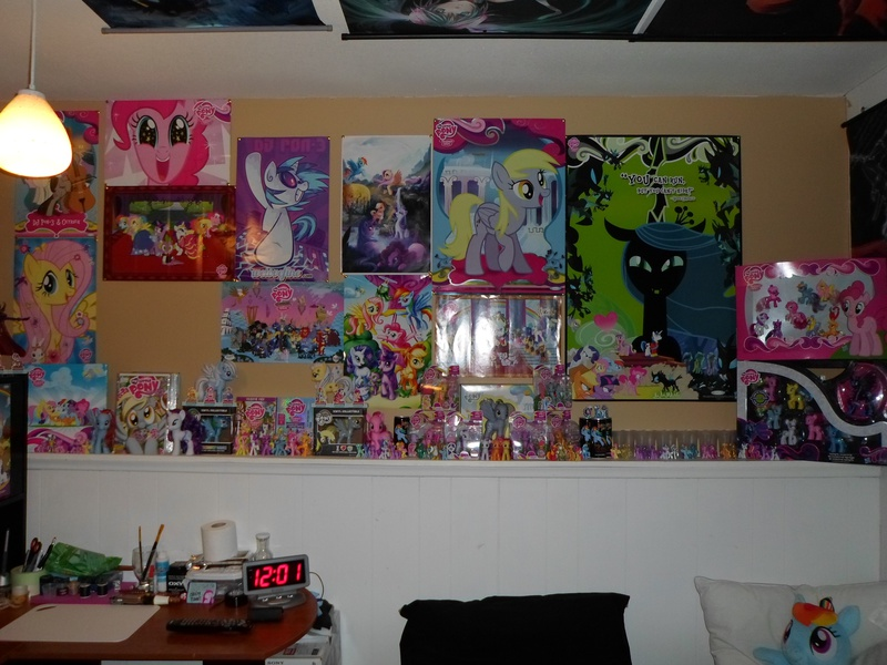 Size: 4608x3456 | Tagged: apple bloom, applejack, big macintosh, comic book, derpy hooves, diamond tiara, discord, dj pon-3, drink, figure, fluttershy, gilda, granny smith, hatsune miku, hoity toity, mcdonalds happy meal toys, merchandise, octavia melody, photo finish, pinkie pie, poster, princess cadance, princess celestia, princess luna, queen chrysalis, rainbow dash, rarity, safe, shining armor, shot glass, spike, trixie, twilight sparkle, twilight velvet, viny, vinyl scratch, zebra, zecora