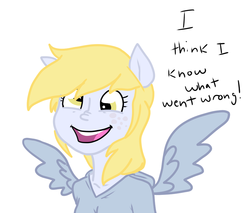 Size: 909x773 | Tagged: artist:itsaaudraw, derpy hooves, equestria girls, happy, ponied up, safe, solo