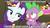 Size: 631x351   Tagged: safe, edit, edited screencap, screencap, rarity, spike, dragon, pony, unicorn, dragon quest, apron, blushing, caption, clothes, female, hub logo, image macro, male, mare, meme, rarity's bad pickup lines, shipping, sparity, straight