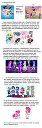 Size: 1500x4500 | Tagged: safe, artist:chano-ku, artist:lauren faust, artist:rennva, applejack, fluttershy, pinkie pie, rainbow dash, rarity, scott green, teddy t. touchdown, twilight sparkle, equestria girls, equestria girls (movie), anatomy, comparison, drama, equestria girls drama, equestria girls logo, fall formal outfits, galaxy girls, humane five, humane six, mane six, milky way and the galaxy girls, ponied up, simple background, text, white background