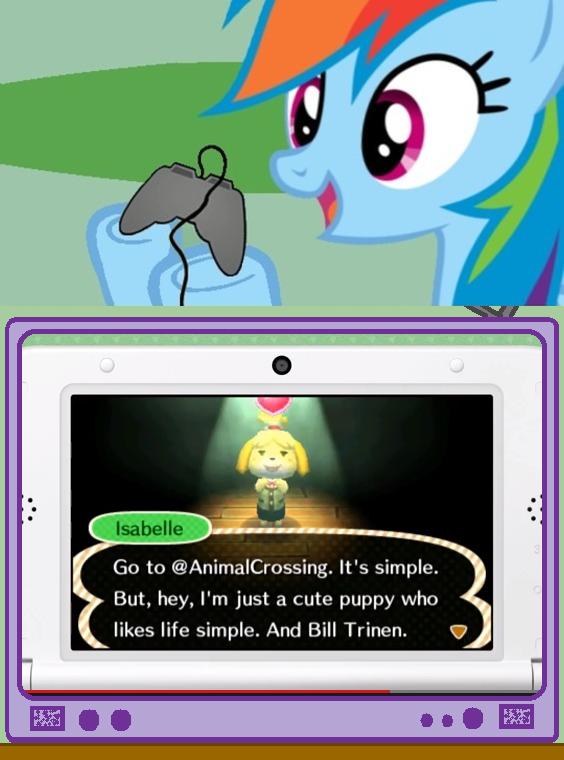 347288 Animal Crossing Bill Trinen Exploitable Meme Gamerdash