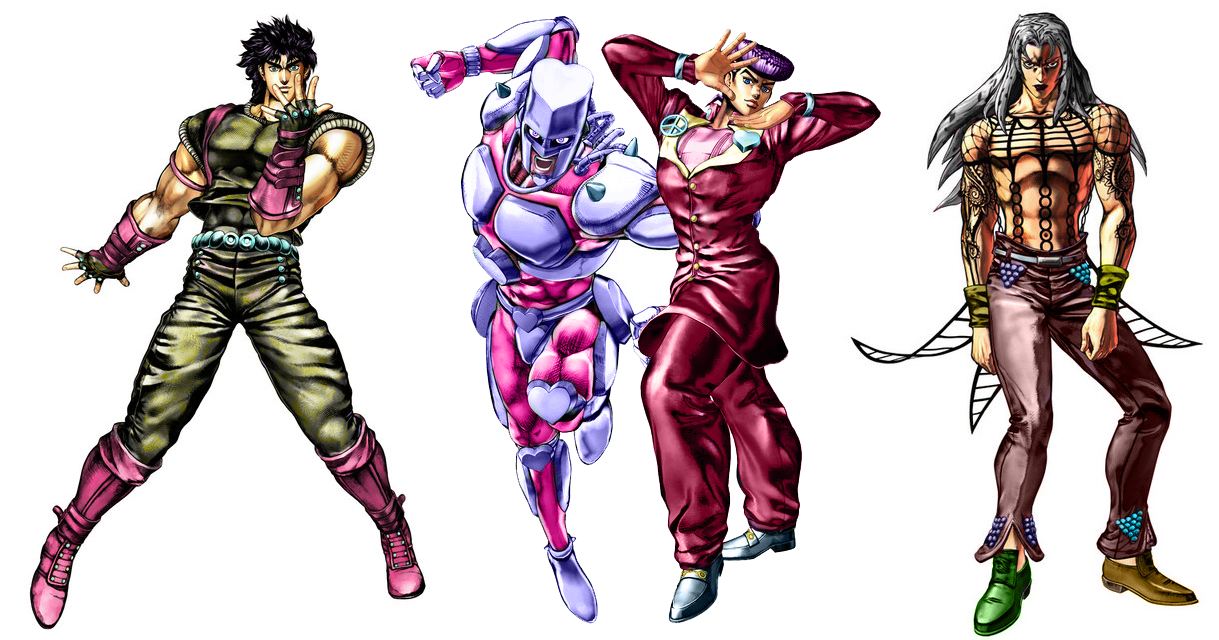 348246 Crazy Diamond Diavolo Discord Fake Fluttershy G1 Jojo S Bizarre Adventure Jonathan Joestar Josuke Higashikata Rarity Recolor Safe Sparkler G1 Stand Derpibooru To meet his illegitimate uncle josuke higashikata and investigate a potentially dangerous stand user. crazy diamond diavolo discord fake
