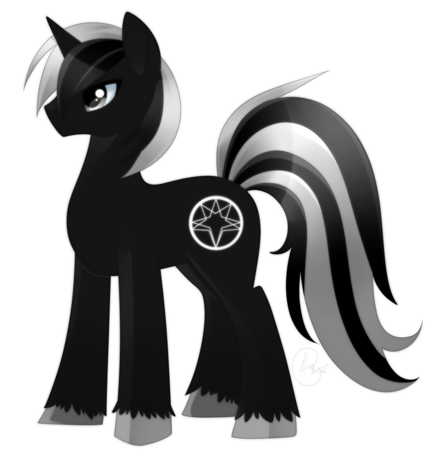 MLP Stallion OC
