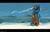 Size: 1024x648 | Tagged: safe, artist:auroriia, rainbow dash, pony, seagull, beach, bipedal, cello, cloud, cloudy, female, mare, mountain, musical instrument, ocean, rock, sand, scenery, serene, signature, sky, solo, stars, wingless