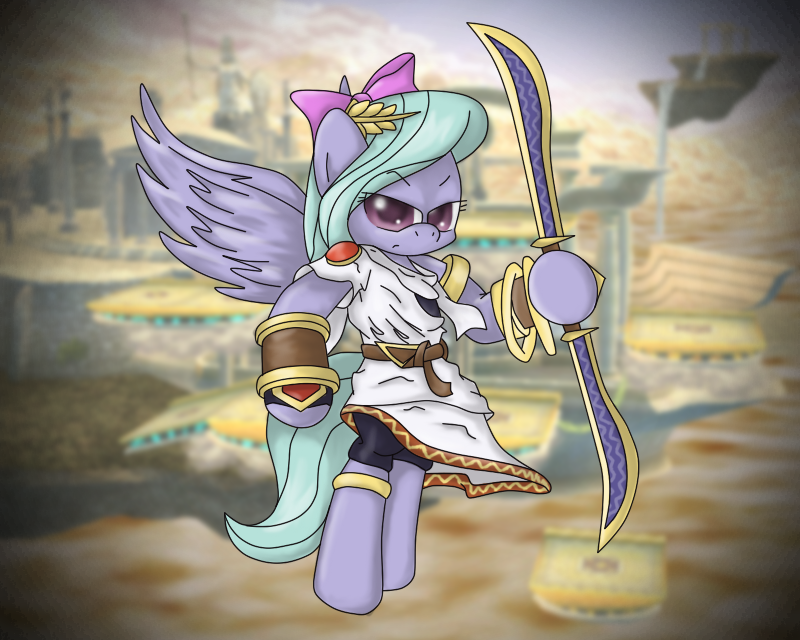 #355532 - artistgamefreakdx bow cosplay crossover dressup flitter kid icarus kid icarus uprising nintendo pit (kid icarus) safe ... & 355532 - artist:gamefreakdx bow cosplay crossover dressup ...