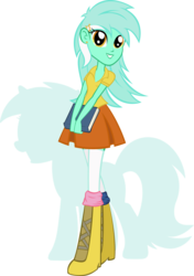Size: 762x1080 | Tagged: safe, artist:rariedash, lyra heartstrings, equestria girls, equestria girls-ified, female, grin, implied lyrabon, simple background, smiling, solo, transparent background