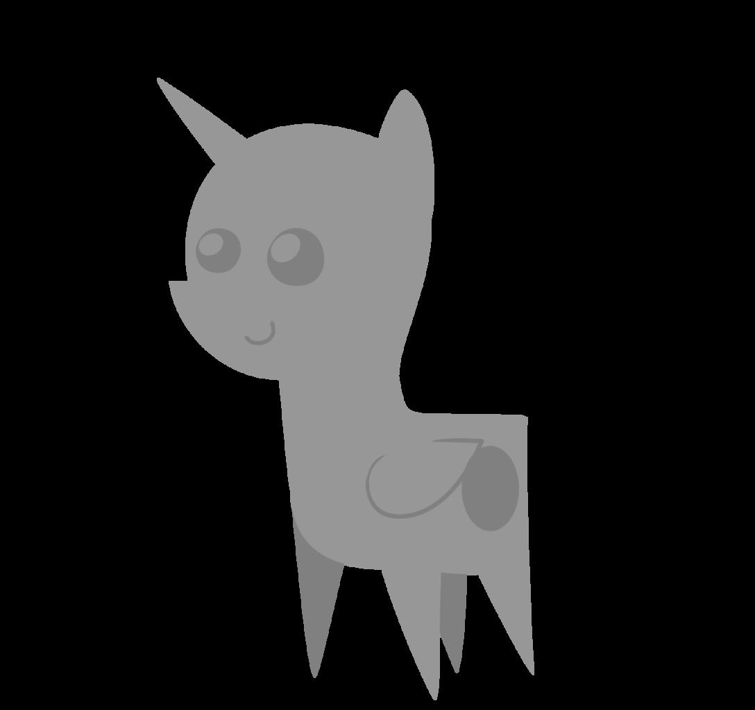 343809 - alicorn, base, c:, chibi, cute, pointy ponies, pony, safe ...