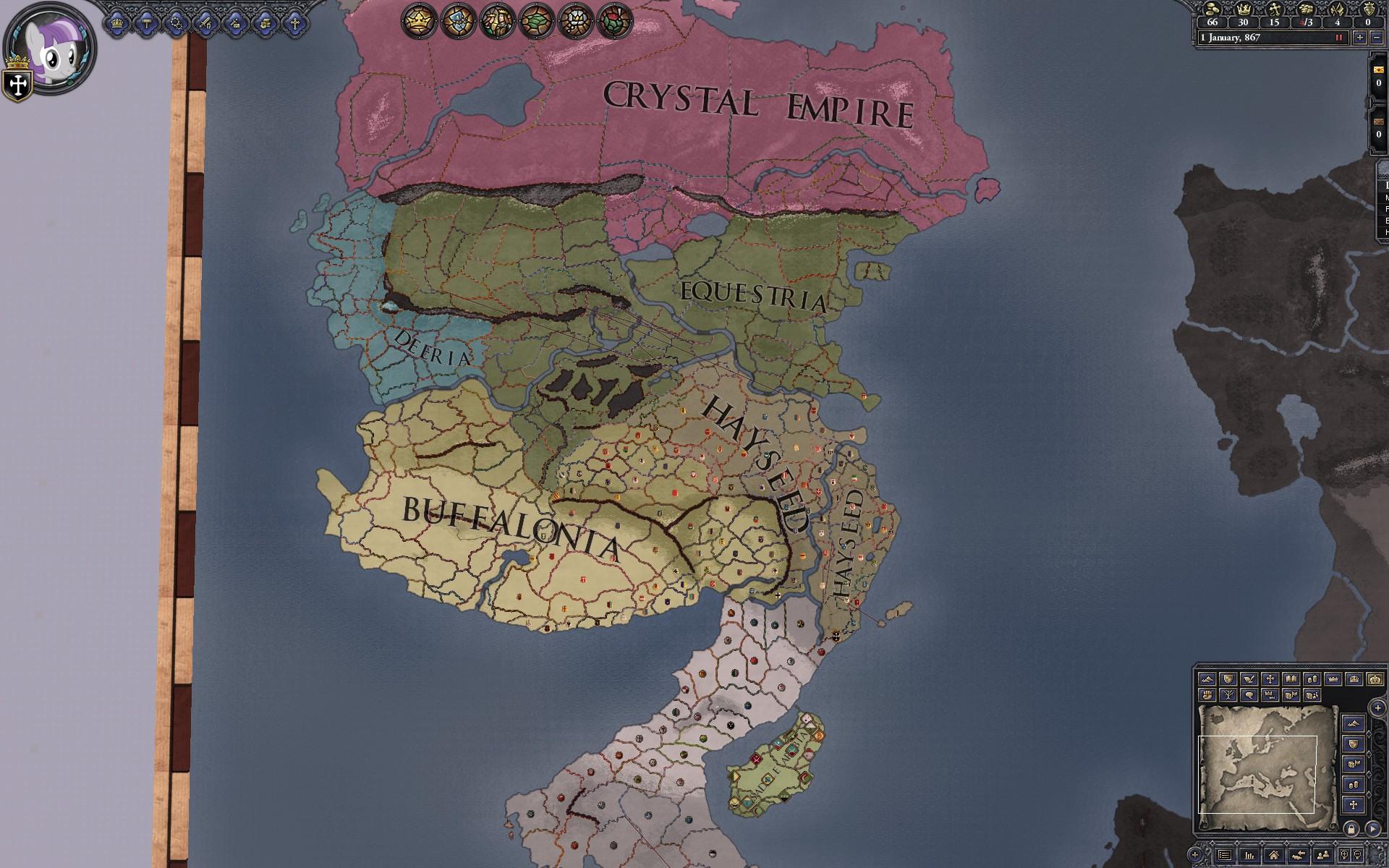 eu4 how to make a map mod