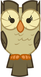 Size: 2500x4650 | Tagged: safe, artist:atomicgreymon, owlowiscious, bird, owl, animal, simple background, transparent background, vector