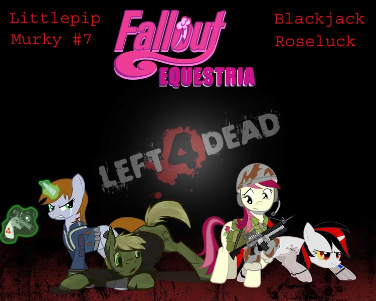 Fallout Equestria Murky Number Seven Читать