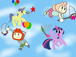 scribblenauts - Tags - Derpibooru - My Little Pony: Friendship is Magic