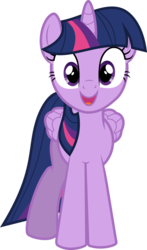 Size: 686x1165 | Tagged: safe, artist:couldysky, twilight sparkle, alicorn, pony, cute, female, looking at you, mare, simple background, solo, transparent background, twiabetes, twilight sparkle (alicorn), vector