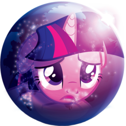 Size: 512x512 | Tagged: artist:tickleberrydude, aurora borealis, icon, internet browser, safe, solo, twilight sparkle