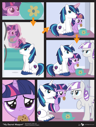 Size: 1310x1730 | Tagged: safe, artist:dm29, shining armor, twilight sparkle, twilight velvet, pony, unicorn, aweeg*, awww, comic, cookie, cookie jar, cute, cutemail, emotional control, feels, female, filly, filly twilight sparkle, floppy ears, food, julian yeo is trying to murder us, magic, magic aura, male, manipulation, mare, nom, puppy dog eyes, puppy face, right in the feels, telekinesis, the feels, twiabetes, twilight stealing a cookie, twily, unicorn twilight, vector, weapons-grade cute, younger