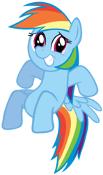 Size: 4000x6766 | Tagged: safe, artist:shelmo69, rainbow dash, absurd resolution, simple background, solo, transparent background, vector