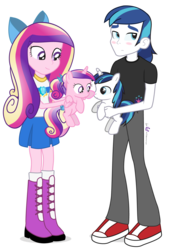 Size: 1020x1500 | Tagged: alumnus shining armor, artist:dm29, blushing, boop, boots, colt, cute, cutedance, dean cadance, duality, equestria girls, equestria girls-ified, filly, frown, holding a pony, human ponidox, julian yeo is trying to murder us, pony, pony pet, princess cadance, safe, shining adorable, shining armor, shoes, simple background, smiling, square crossover, teen princess cadance, teen shining armor, transparent background, vector