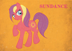 Size: 835x596 | Tagged: artist:zuza182, g2, g2 to g4, generation leap, safe, solo, sundance