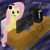 Size: 3600x3600 | Tagged: safe, artist:idontkn0ow, fluttershy, female, gamershy, solo