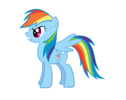 Size: 10000x8000 | Tagged: safe, artist:alexpony, rainbow dash, .psd available, absurd resolution, angry, female, simple background, solo, spread wings, transparent background, vector