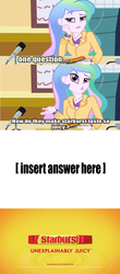 Size: 636x1452 | Tagged: safe, princess celestia, equestria girls, meme, principal celestia, starburst (candy)