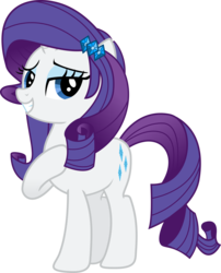 Size: 4445x5500 | Tagged: absurd res, alternate hairstyle, artist:theshadowstone, equestria girls, pony, rarity, safe, simple background, solo, transparent background, vector