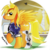 Size: 1546x1534 | Tagged: safe, artist:ruhisu, oc, oc only, oc:brave wing, pegasus, pony, airfield, amputee, captain, clothes, handsome, jet fighter, looking at you, male, military, pilot, plane, prosthetic limb, prosthetics, raised hoof, runway, smiling, smirk, soldier, solo, spread wings, stallion, standing, sunset, tower, uniform