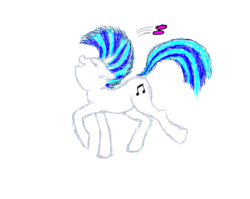Size: 819x652 | Tagged: artist:octavia_synch, artist:synch-anon, dj pon-3, safe, solo, vinyl scratch