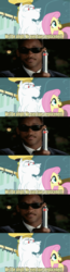 Size: 641x2479 | Tagged: agent j, bulk biceps, fluttershy, meme, men in black, neuralizer, replacement meme, safe, will smith