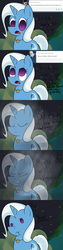 Size: 700x2800   Tagged: safe, artist:shiverbear, trixie, pony, unicorn, ask, ask-confused-trixie, comic, female, mare, solo, tumblr