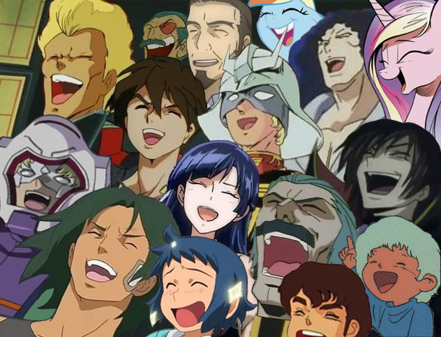 What anime character is most like you in terms of for Domon man 2015